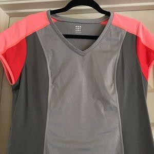 Title nine color block athletic dress sz large